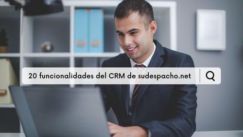 Software de gestión de despachos